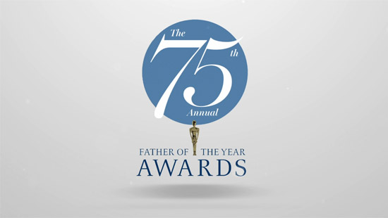 75th Anniversary of the Father of the Year Awards